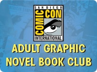 San Diego Comic Con Graphic Novel Book Club