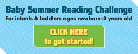 Baby Summer Reading Challenge