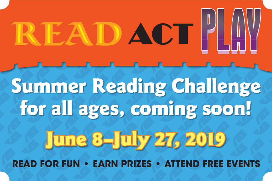 SRC 2019: Read, Act, Play